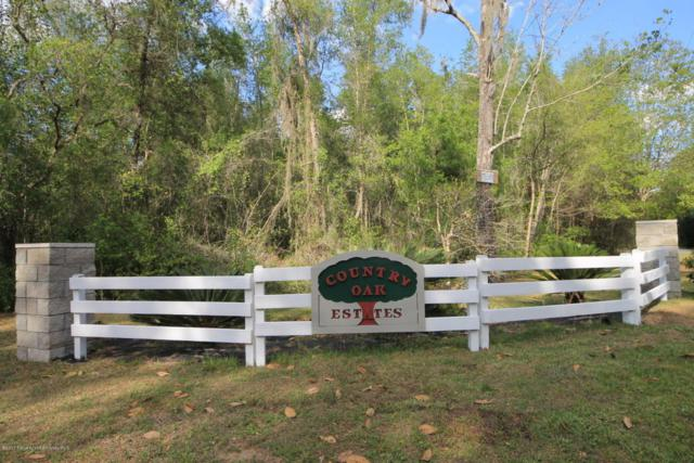 0 Country Oak Drive, Brooksville, FL 34602 (MLS #2187241) :: The Hardy Team - RE/MAX Marketing Specialists