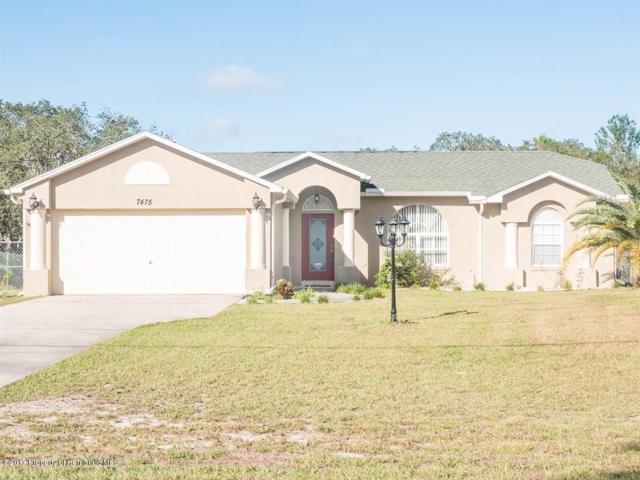 7475 Nightingale Road, Weeki Wachee, FL 34613 (MLS #2187388) :: The Hardy Team - RE/MAX Marketing Specialists