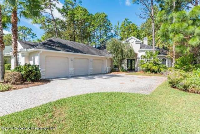 5141 Championship Cup, Brooksville, FL 34609 (MLS #2187393) :: The Hardy Team - RE/MAX Marketing Specialists