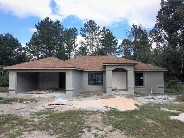 5205 Courtland Road, Spring Hill, FL 34608 (MLS #2187431) :: The Hardy Team - RE/MAX Marketing Specialists
