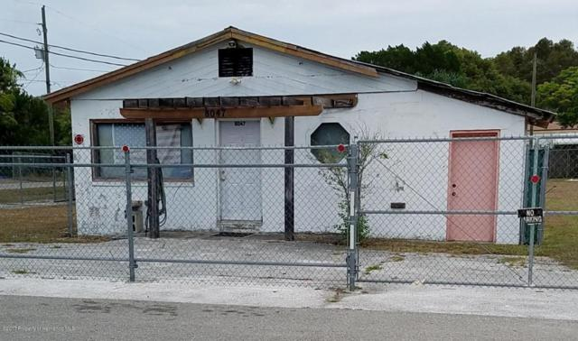 8047 Cortez Boulevard, Weeki Wachee, FL 34607 (MLS #2187510) :: The Hardy Team - RE/MAX Marketing Specialists