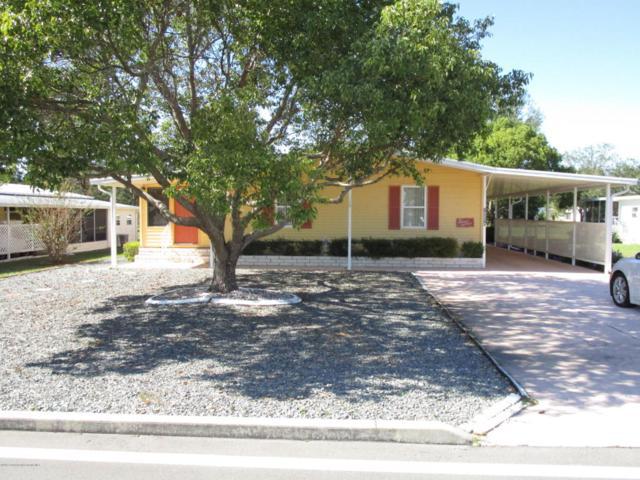 15473 Brookridge Boulevard, Brooksville, FL 34613 (MLS #2187580) :: The Hardy Team - RE/MAX Marketing Specialists