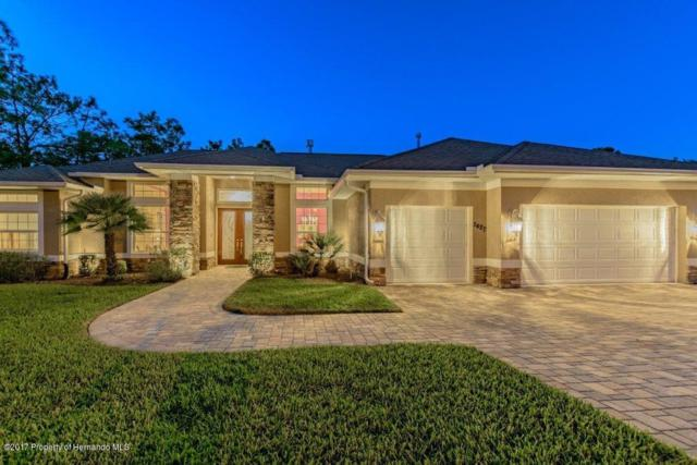 5427 Firethorn Point, Brooksville, FL 34609 (MLS #2187874) :: The Hardy Team - RE/MAX Marketing Specialists