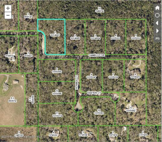 0 Camelot (Lot 1) Drive, Brooksville, FL 34601 (MLS #2187921) :: The Hardy Team - RE/MAX Marketing Specialists