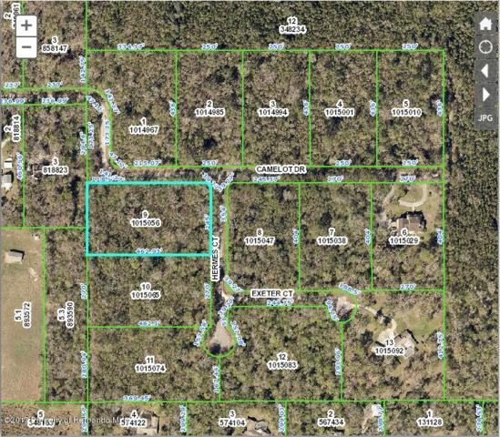 0 Camelot (Lot 9) Drive, Brooksville, FL 34601 (MLS #2187950) :: The Hardy Team - RE/MAX Marketing Specialists