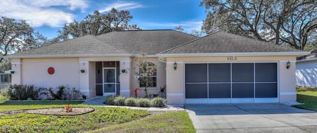 8108 Spanish Oak Drive, Spring Hill, FL 34606 (MLS #2188212) :: The Hardy Team - RE/MAX Marketing Specialists