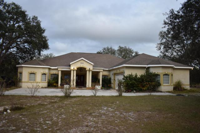 9224 Native Rock Road, Webster, FL 33597 (MLS #2188274) :: The Hardy Team - RE/MAX Marketing Specialists