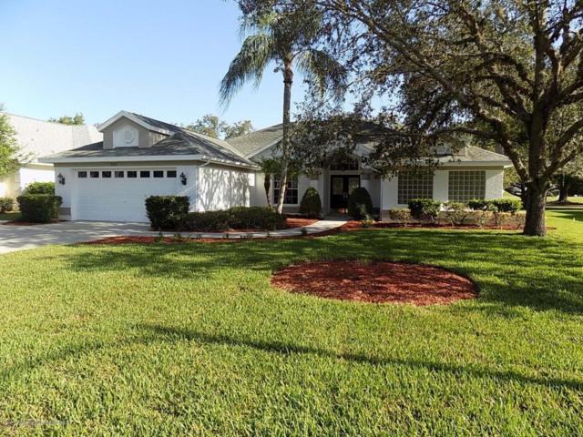9385 Merriweather Drive, Brooksville, FL 34613 (MLS #2188330) :: The Hardy Team - RE/MAX Marketing Specialists