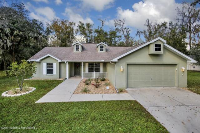 806 Darby Lane, Brooksville, FL 34601 (MLS #2188482) :: The Hardy Team - RE/MAX Marketing Specialists