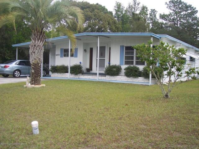 14930 Brookridge, Brooksville, FL 34613 (MLS #2188598) :: The Hardy Team - RE/MAX Marketing Specialists