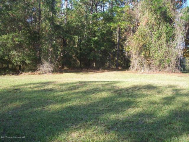 0 Cedar Ridge, Brooksville, FL 34601 (MLS #2188861) :: The Hardy Team - RE/MAX Marketing Specialists
