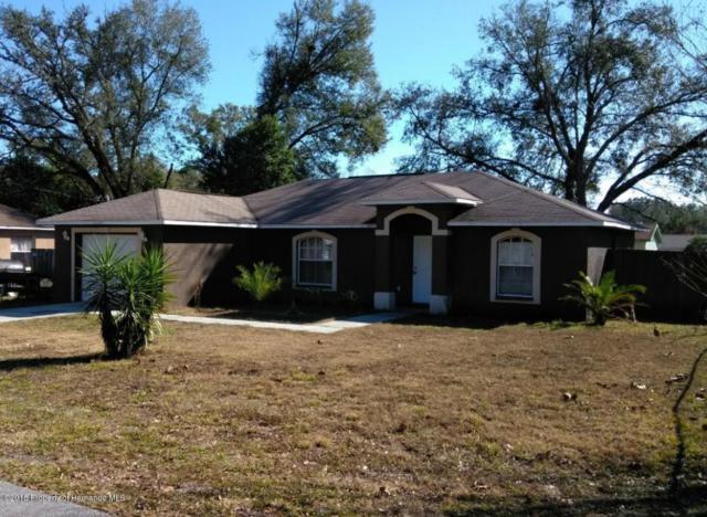 27276 Warner Avenue, Brooksville, FL 34602 (MLS #2189339) :: The Hardy Team - RE/MAX Marketing Specialists
