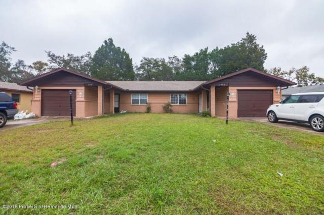 7497 Mead Drive, Spring Hill, FL 34606 (MLS #2189425) :: The Hardy Team - RE/MAX Marketing Specialists
