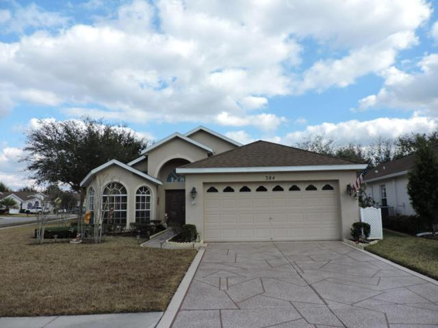 384 Barrington Court, Spring Hill, FL 34609 (MLS #2189529) :: The Hardy Team - RE/MAX Marketing Specialists