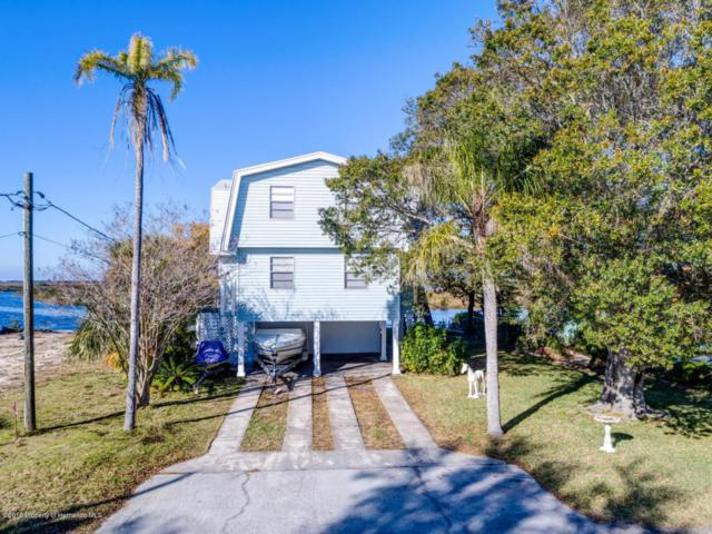 3473 Eagle Nest Drive, Hernando Beach, FL 34607 (MLS #2189535) :: The Hardy Team - RE/MAX Marketing Specialists