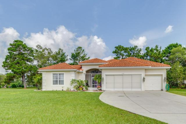 4150 Elwood Road, Spring Hill, FL 34609 (MLS #2189673) :: The Hardy Team - RE/MAX Marketing Specialists