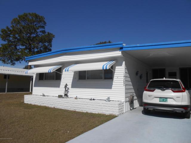 14289 Sandhurst, Brooksville, FL 34613 (MLS #2189727) :: The Hardy Team - RE/MAX Marketing Specialists