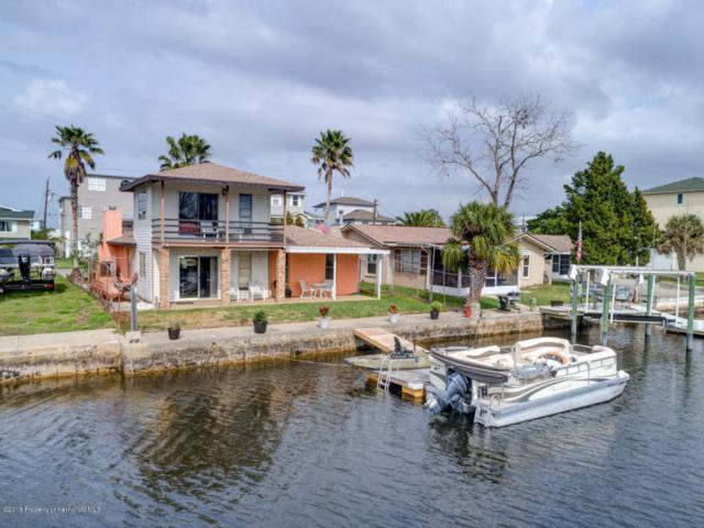 3344 Mangrove Drive, Hernando Beach, FL 34607 (MLS #2190114) :: The Hardy Team - RE/MAX Marketing Specialists