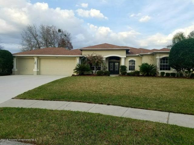 4036 Littleleaf Court, Spring Hill, FL 34609 (MLS #2190120) :: The Hardy Team - RE/MAX Marketing Specialists