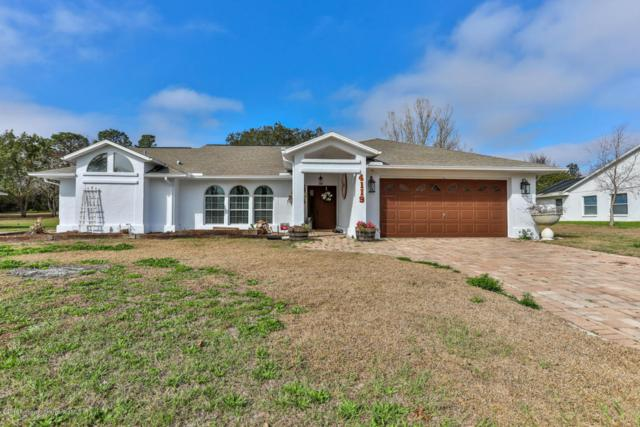 4119 Castle Avenue, Spring Hill, FL 34609 (MLS #2190143) :: The Hardy Team - RE/MAX Marketing Specialists