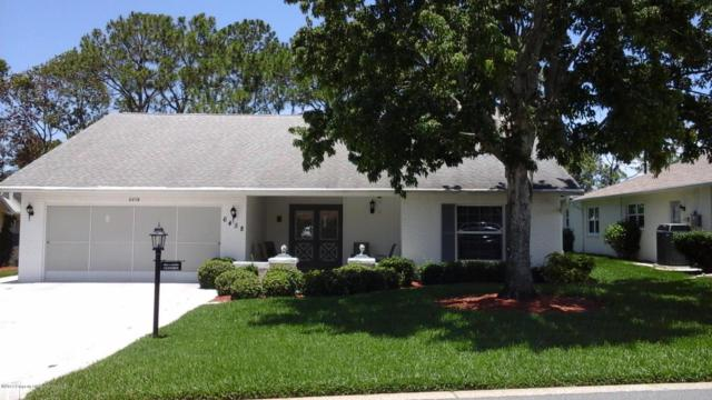 6458 Putters Circle, Spring Hill, FL 34606 (MLS #2190173) :: The Hardy Team - RE/MAX Marketing Specialists