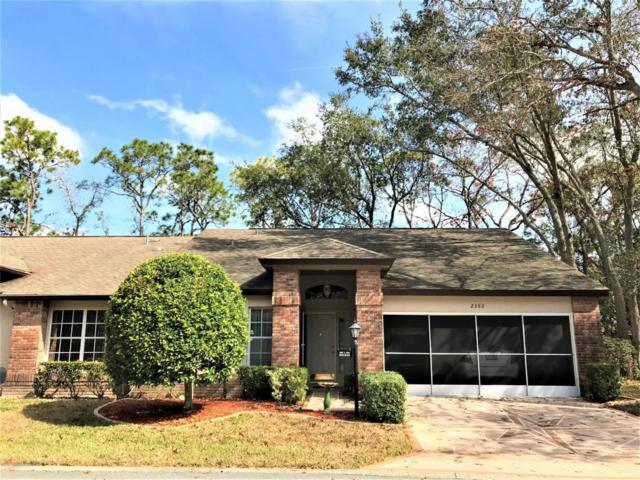 2380 Portmarnoch, Spring Hill, FL 34606 (MLS #2190194) :: The Hardy Team - RE/MAX Marketing Specialists