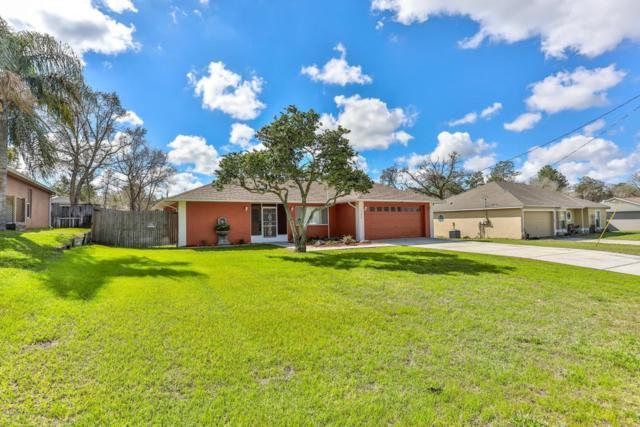 11274 Homeway Street, Spring Hill, FL 34609 (MLS #2190308) :: The Hardy Team - RE/MAX Marketing Specialists
