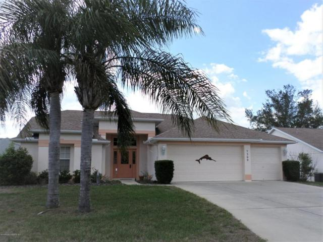 7309 Botanical Drive, Spring Hill, FL 34607 (MLS #2190420) :: The Hardy Team - RE/MAX Marketing Specialists