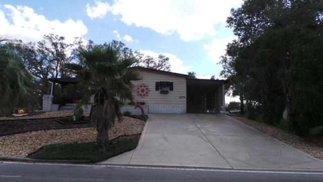 8278 Highpoint Boulevard, Brooksville, FL 34613 (MLS #2190459) :: The Hardy Team - RE/MAX Marketing Specialists