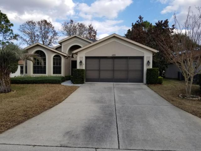488 Fort Mill Lane, Spring Hill, FL 34609 (MLS #2190508) :: The Hardy Team - RE/MAX Marketing Specialists