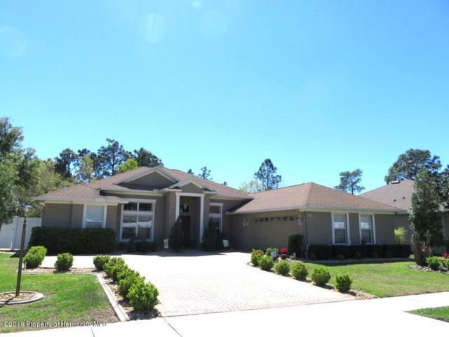 13730 Blythewood Drive, Spring Hill, FL 34609 (MLS #2190613) :: The Hardy Team - RE/MAX Marketing Specialists