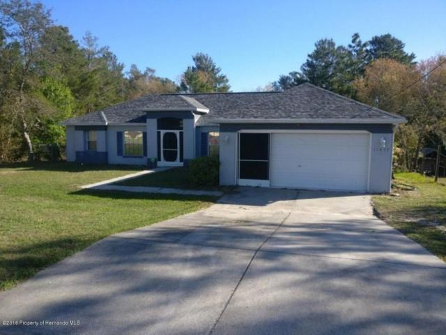 11437 Pike Avenue, Spring Hill, FL 34609 (MLS #2190637) :: The Hardy Team - RE/MAX Marketing Specialists