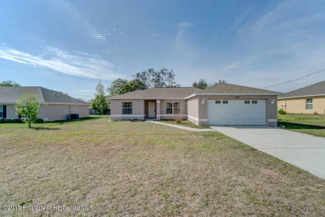 4173 Oasis Street, Spring Hill, FL 34609 (MLS #2190719) :: The Hardy Team - RE/MAX Marketing Specialists