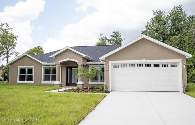 12341 Fulmar Road, Weeki Wachee, FL 34614 (MLS #2190835) :: The Hardy Team - RE/MAX Marketing Specialists