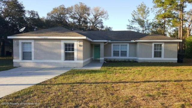 12097 Centralia Road, Weeki Wachee, FL 34614 (MLS #2190983) :: The Hardy Team - RE/MAX Marketing Specialists