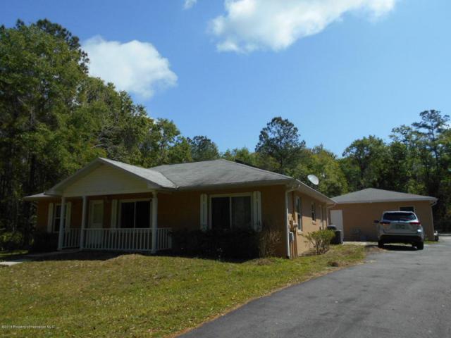 5076 Culbreath, Brooksville, FL 34601 (MLS #2190995) :: The Hardy Team - RE/MAX Marketing Specialists