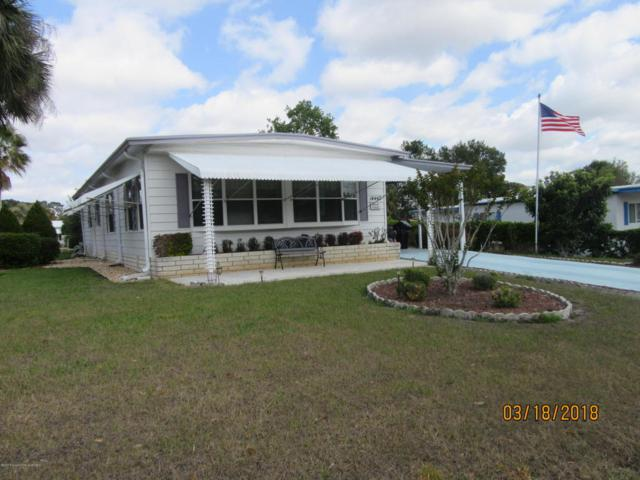 14445 Dehaven Avenue, Brooksville, FL 34613 (MLS #2190996) :: The Hardy Team - RE/MAX Marketing Specialists