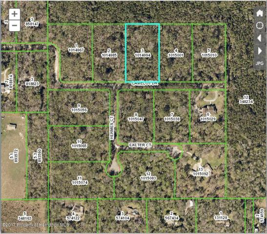 0 Camelot (Lot 3) Drive, Brooksville, FL 34601 (MLS #2191242) :: The Hardy Team - RE/MAX Marketing Specialists
