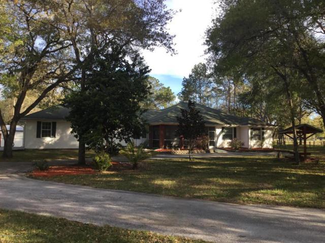 2489 Lost Pine Trail, Brooksville, FL 34604 (MLS #2191270) :: The Hardy Team - RE/MAX Marketing Specialists