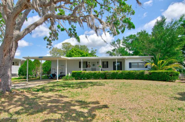 12229 Thomason Street, Brooksville, FL 34613 (MLS #2191480) :: The Hardy Team - RE/MAX Marketing Specialists