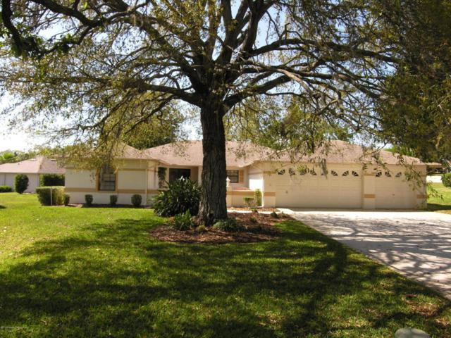 1275 Thornton Court, Spring Hill, FL 34608 (MLS #2191544) :: The Hardy Team - RE/MAX Marketing Specialists