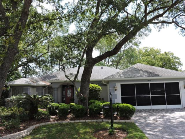 7423 Paradise Pine Court, Spring Hill, FL 34606 (MLS #2191862) :: The Hardy Team - RE/MAX Marketing Specialists