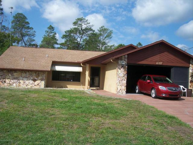 6307 Sunday Road, Spring Hill, FL 34608 (MLS #2191945) :: The Hardy Team - RE/MAX Marketing Specialists