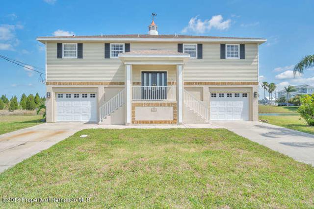 3383 Croaker Drive, Hernando Beach, FL 34607 (MLS #2191986) :: The Hardy Team - RE/MAX Marketing Specialists