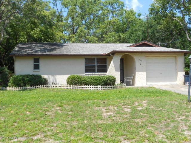 237 Candlewick Avenue, Spring Hill, FL 34608 (MLS #2192062) :: The Hardy Team - RE/MAX Marketing Specialists