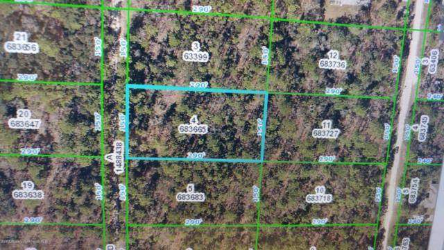 LOT 4 Nighthawk Road, Brooksville, FL 34614 (MLS #2192137) :: The Hardy Team - RE/MAX Marketing Specialists