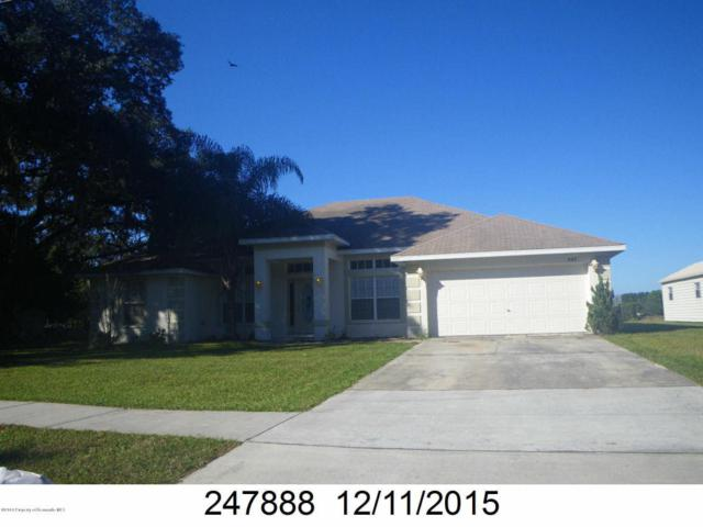 547 Waterfall Drive, Spring Hill, FL 34608 (MLS #2192160) :: The Hardy Team - RE/MAX Marketing Specialists