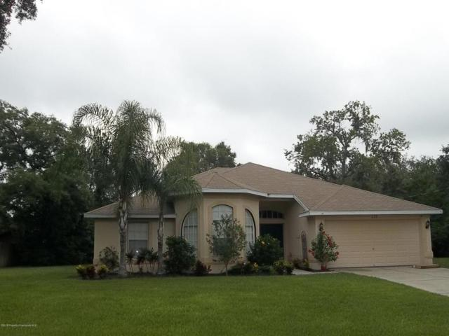 112 Randolph, Spring Hill, FL 34606 (MLS #2192165) :: The Hardy Team - RE/MAX Marketing Specialists