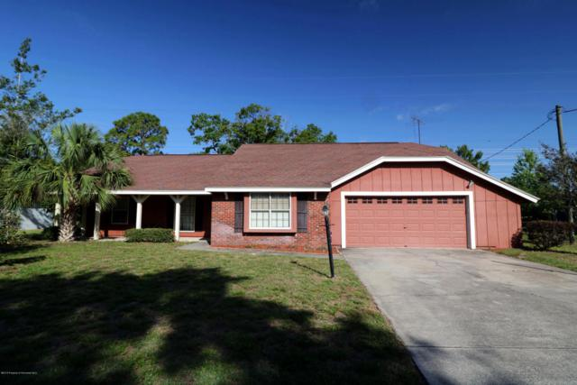 2487 Coronet Court, Spring Hill, FL 34609 (MLS #2192213) :: The Hardy Team - RE/MAX Marketing Specialists