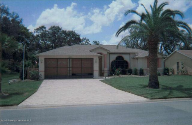 4418 Plumosa Street, Spring Hill, FL 34607 (MLS #2192263) :: The Hardy Team - RE/MAX Marketing Specialists